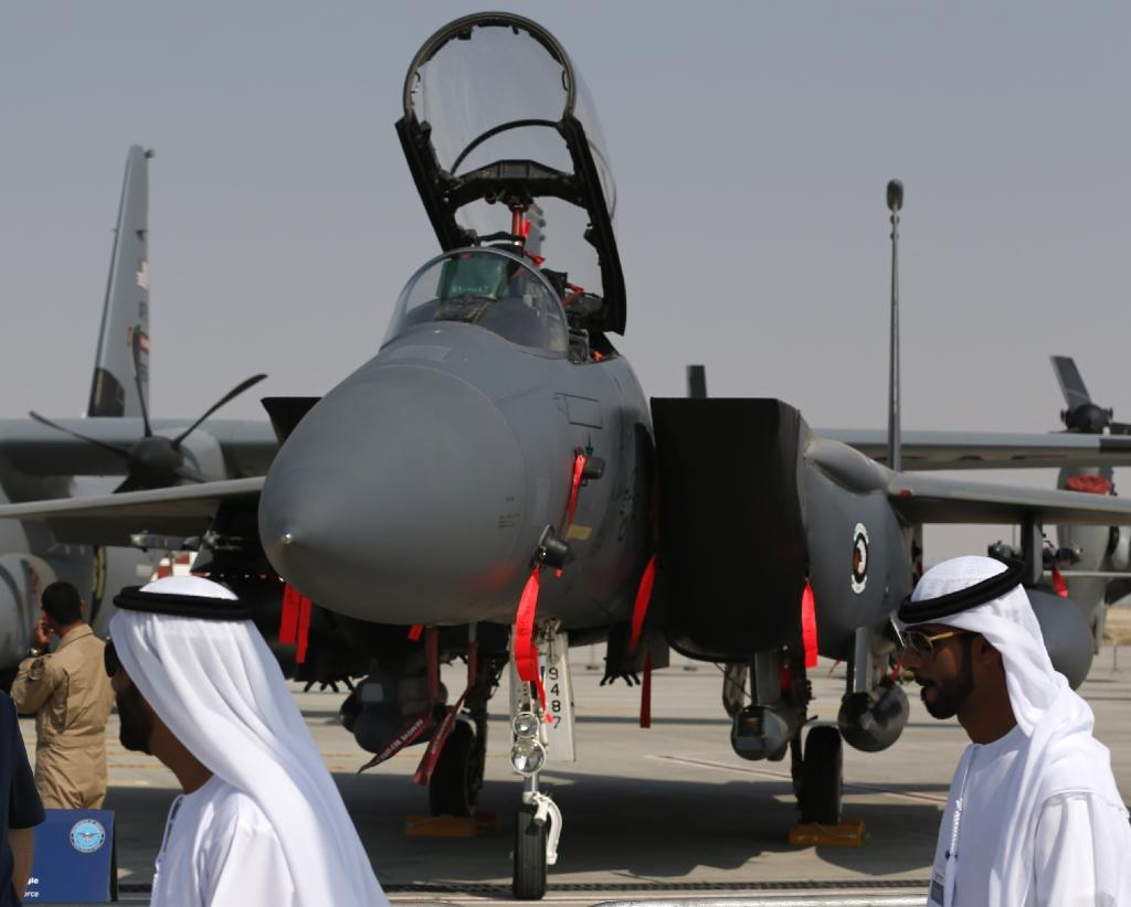 US and Qatar have agreed on a $12-billion sale of US-manufactured F-15 fighters, according to the Pentagon