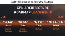 What's Up with AMD's Navi Graphics Processing Unit?