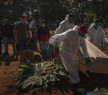 "WHO official: Brazil is dealing with ""raging inferno"" of a COVID outbreak"