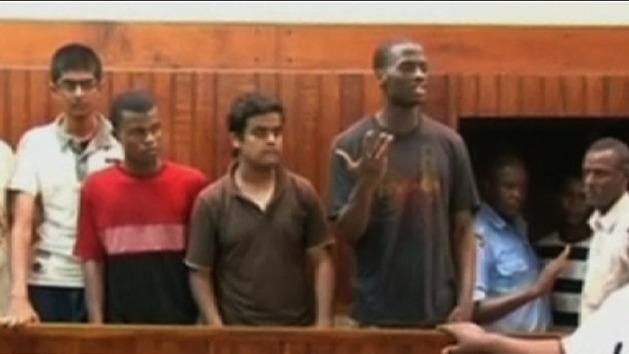 Woolwich suspect arrested in Kenya