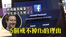 5個戒唔到Facebook的理由