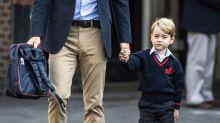 Prinz George könnte eine inoffizielle royale Regel brechen, wenn er diese Schule besucht