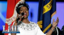 Gladys Knight delivers 'class act' national anthem amid Super Bowl LIII controversy