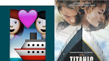 8 Classic Movie Posters Recreated With Emojis