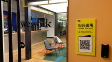 WeWork could challenge Starbucks in China with new on-demand service
