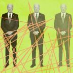 Why Biden benefits by disappearing