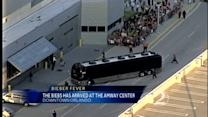 Bieber fever takes over Amway