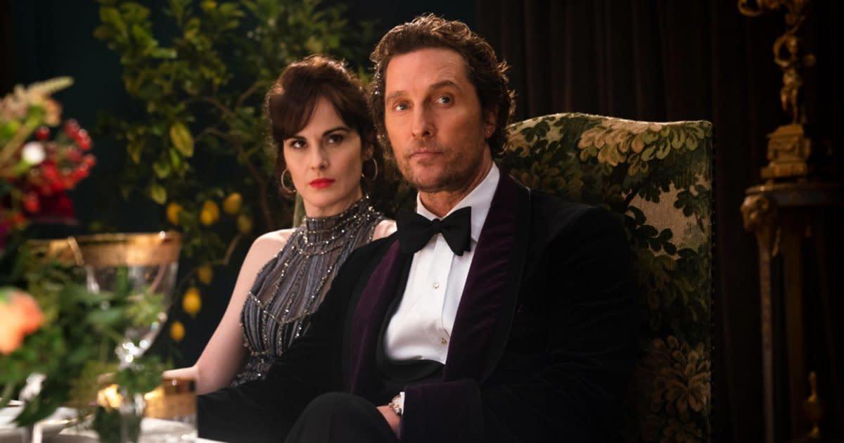 """Résultat de recherche d'images pour """"The Gentleman McConaughey"""""""