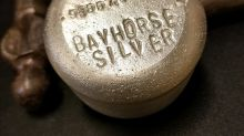 Bayhorse Pours First Refined .9999 Fine Silver Bar from Bayhorse Silver Mine Mineralization, Oregon, USA