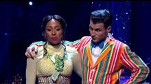 Strictly Come Dancing: Alexandra Burke has 'backstage meltdown' after landing in the bottom two again