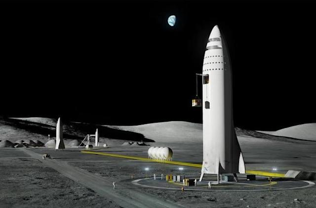 SpaceX aims to test its Mars rocket system in first half of 2019
