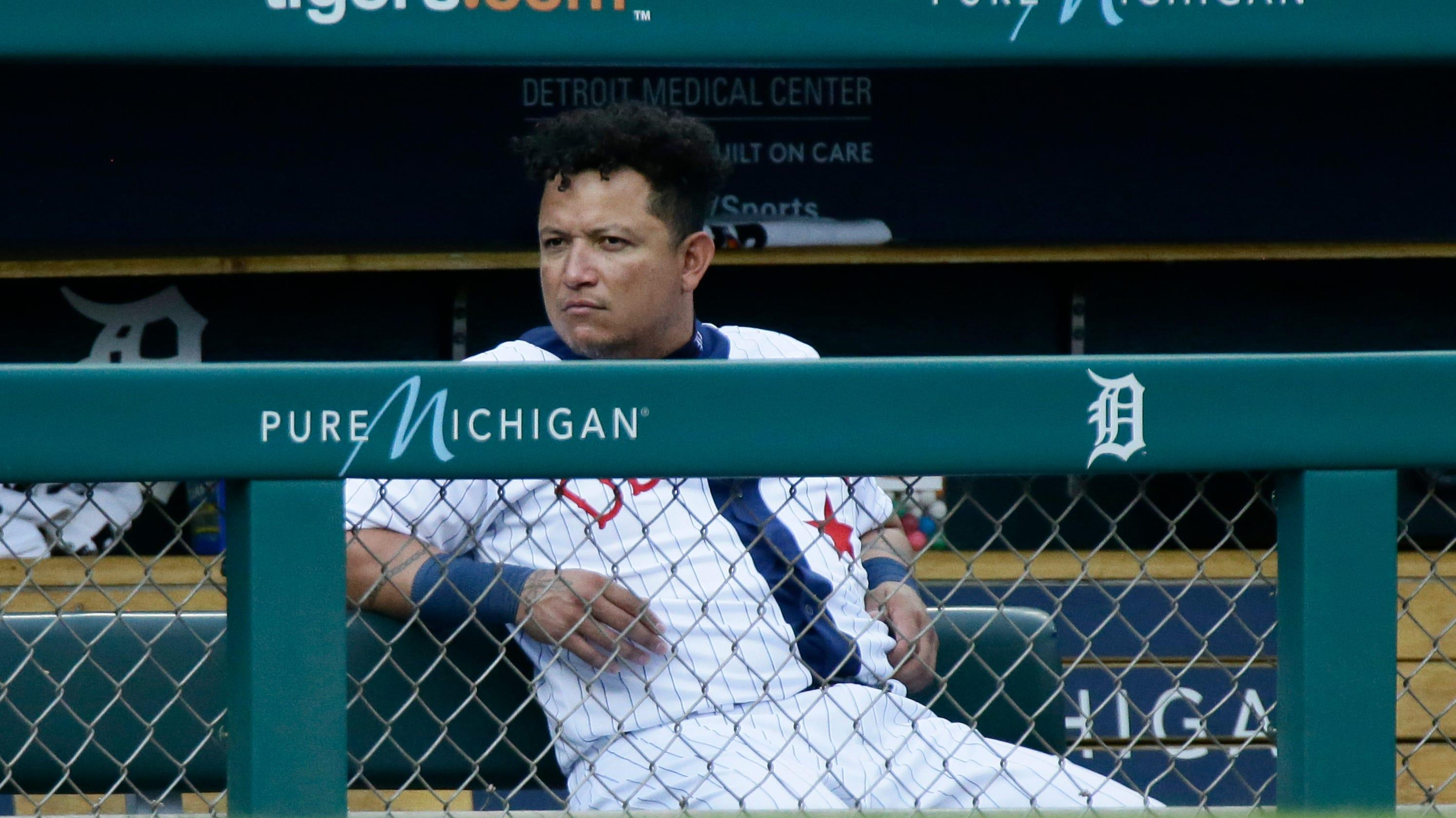 Remedy for Miguel Cabrera's knee pain: A full-on lifestyle and nutrition change