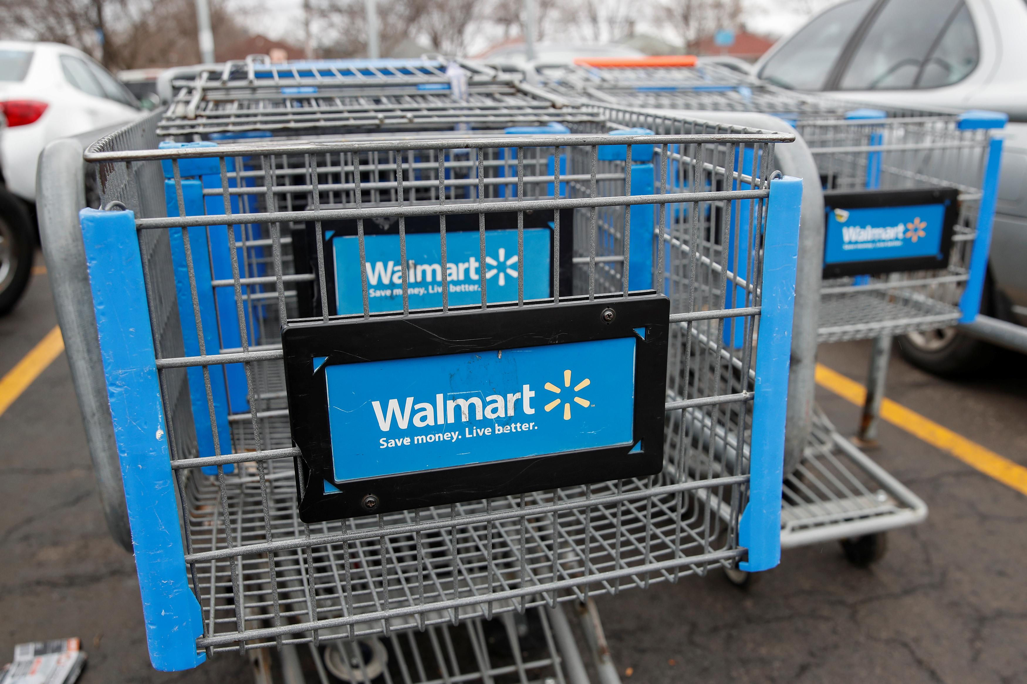 News post image: Walmart shares hit all-time high following Credit Suisse upgrade