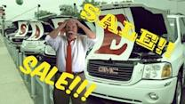 Psychiatrists Warn Nation's Used Car Salesmen Going Insane, Practically Giving Cars Away