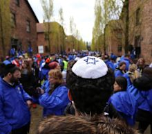 Holocaust Remembrance Day Marked With Memorial March