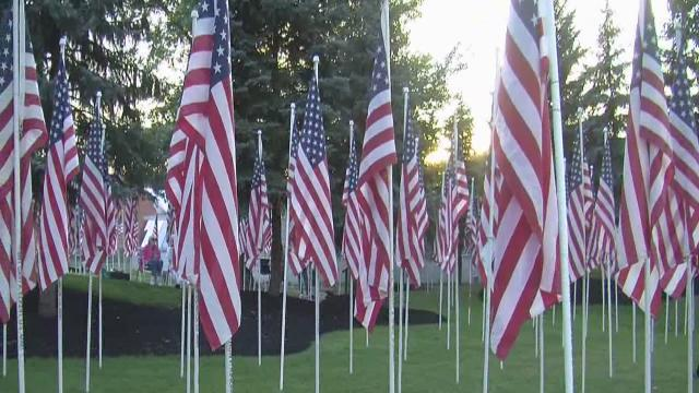 Parma Heights Honors OH Servicemen & women