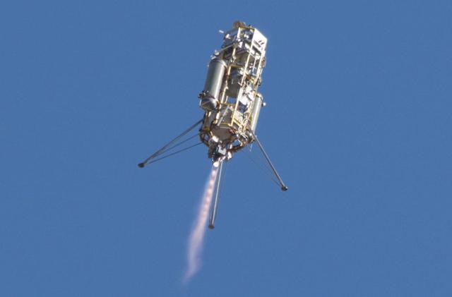 NASA tests Mars 2020 rover's landing camera