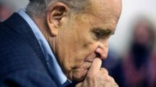 Giuliani cutting back large entourage to cut costs amid legal challenges. report claims