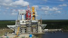 Watch live today: NASA's to fire 1st SLS megarocket engines in critical test