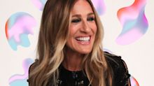Sarah Jessica Parker Designed Her First Trainers & It's Very Carrie Bradshaw