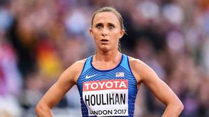 Houlihan can compete in trials while appeal is pending