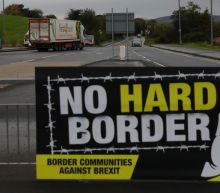Biden says UK border with Ireland must be open