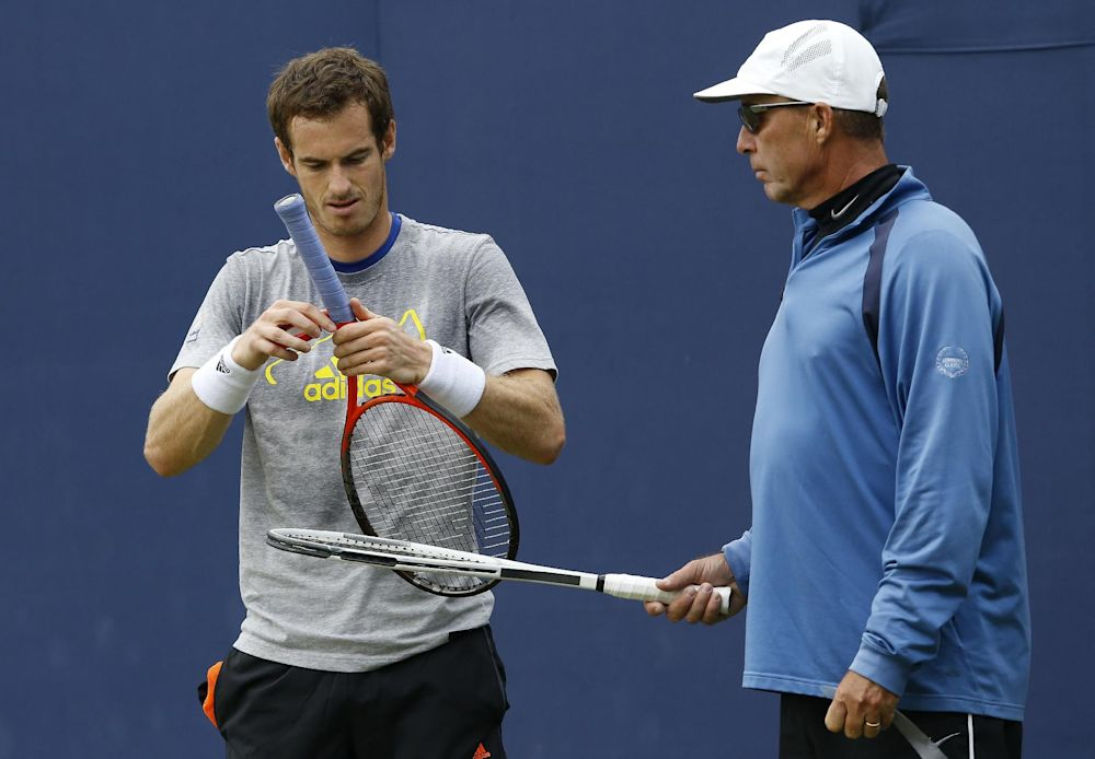 Murray and Lendl end coaching relationship