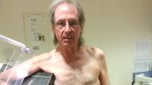 Here's What It's Like To Be A Man With Breast Cancer