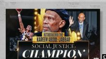 Kareem Abdul-Jabbar on Juneteenth, social justice work and more