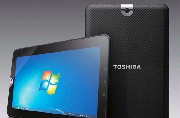 Toshiba announces Oak Trail-based WT310/C Windows tablet for Japan