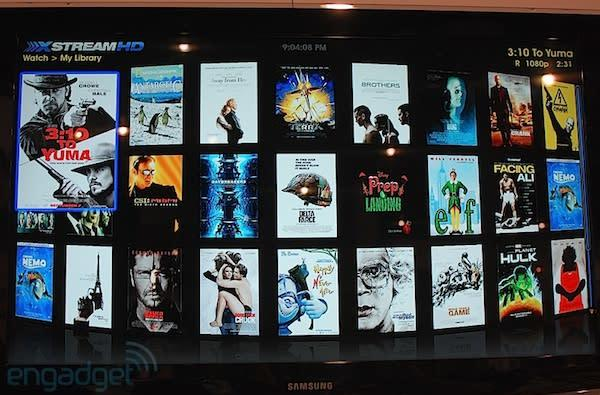 Lionsgate first to sign content deal with XStreamHD