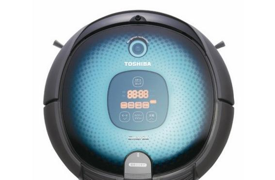 Toshiba Smarbo takes on dirt, Roomba, music playing prowess unclear
