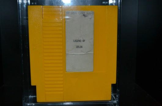 Legend of Zelda prototype cartridge goes to auction: $150,000 proves your loyalty to Hyrule (video)