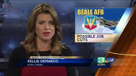 In a worst-case scenario, Beale AFB could lose nearly 2K jobs