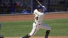 Brewers fall to Cubs, 3-1