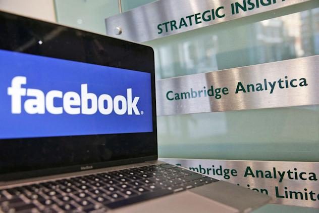 Facebook and Cambridge Analytica hit with first state lawsuit