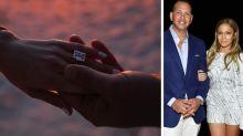 Jennifer Lopez and Alex Rodriguez announce engagement