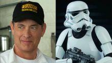 Tom Hanks casi hizo un cameo en Han Solo ¡como Stormtrooper!