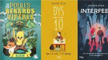 Notre sélection de livres pour les 8-15 ans