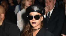 Rihanna Wears the New Dior Before the Models Do