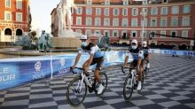 """Tour de France : """"Il faut prendre les bonnes décisions au fur et à mesure"""", indique Camille Chaize, la porte-parole du ministère de l'Intérieur"""