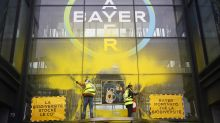 Shares in Germany's Bayer plunge on US weed killer ruling