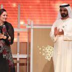 British inner-city teacher named world's best, wins $1 million prize