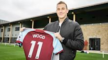 Burnley land Chris Wood in club-record transfer