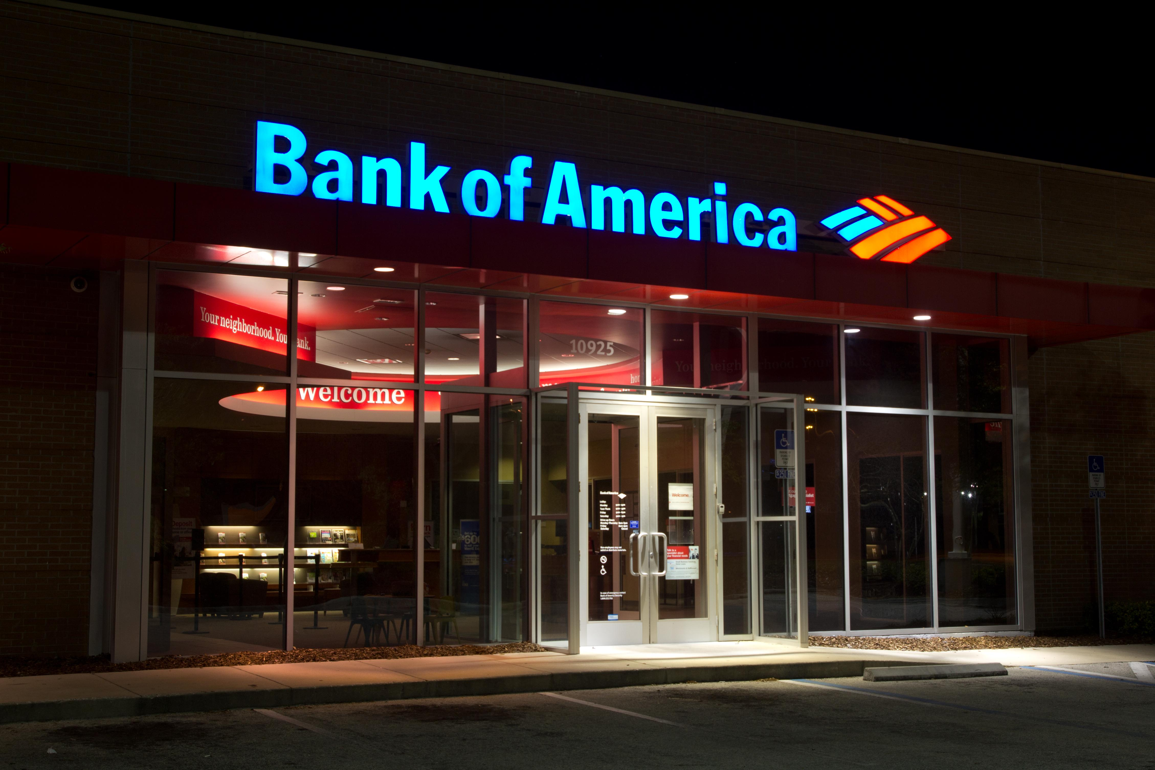 Buy Maintained on Bank of America