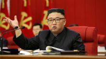 Kim Jong-un admits to 'tense' food situation in North Korea