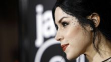 Kat Von D defends her new blackout tattoo while critics call it a 'waste of skin'
