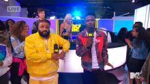 MTV's rebooted 'TRL': No music videos, plenty of awkwardness