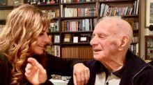 Giuliana De Sio, lutto per l'attrice: morto il papà Alfonso