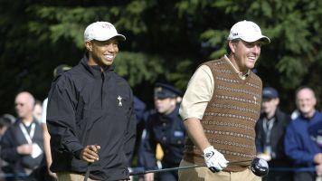 Mickelson v Woods: Multimillion-dollar prize pot creates pressure for us